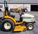 List of tractors built by Mitsubishi for other companies