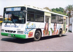 Daewoo City Bus