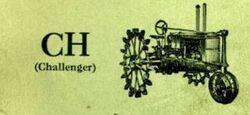 MH CH (Challenger) b&w brochure
