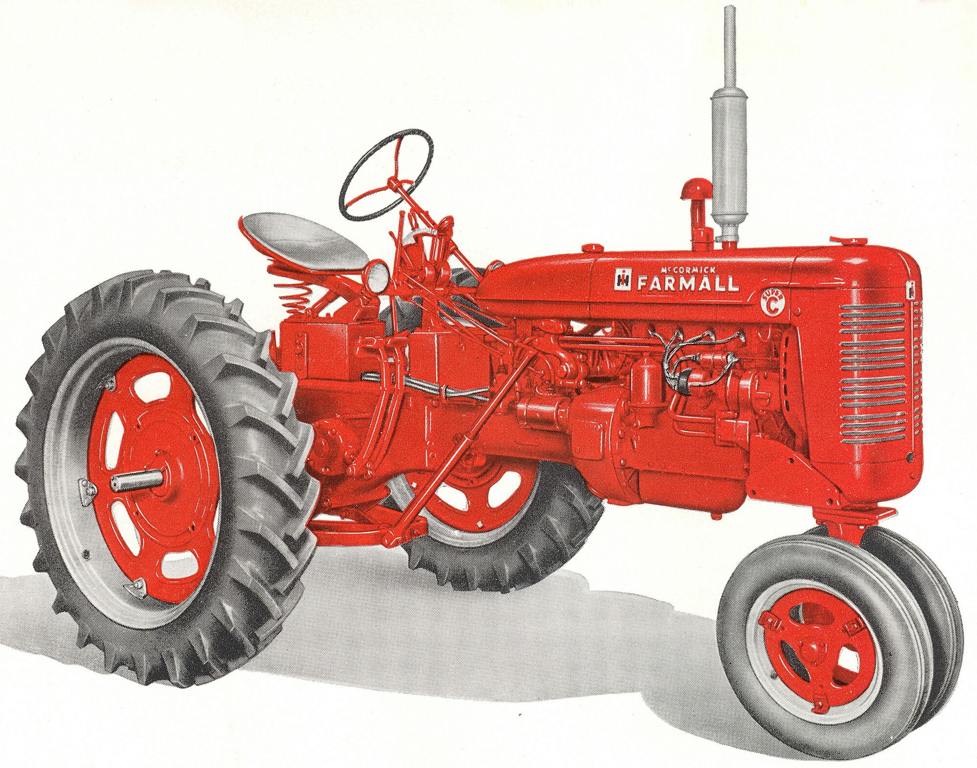 Farmall Super C