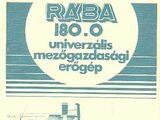 RÁBA 180