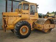 A 2000s Aveling Barford VXC111 Roadroller Diesel