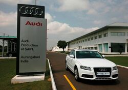 Audi aurangabad