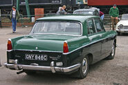 Austin A110 Westminster MkII rear