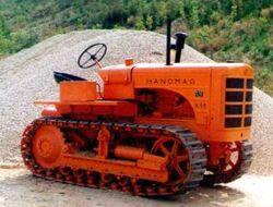 Hanomag K 55 crawler 2