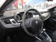 Interni Alfa Romeo Giulietta