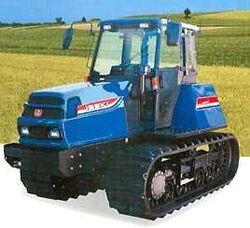 Iseki TA-C120 crawler - 2001