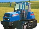 Iseki TA-C120 crawler