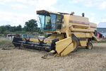 New Holland TX34 combine