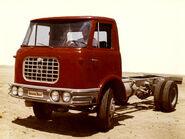 1960s Barreiros Camion TT90 diesel truck