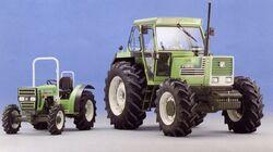 Agrifull 140 MFWD