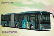 Ankai Bus HFF6180G02D