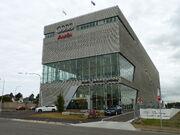 Audi Centre Sydney, Zetland, New South Wales (2010-07-10) 02