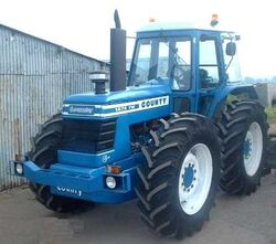 County 1474 TW 4WD