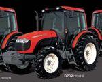 Daedong D702 MFWD - 2007