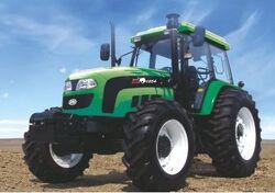 Green Bull 1054 MFWD (Luzhong) - 2013