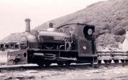 Hunslet 638 Jerry M Dinorwic Slate Quarries 1951