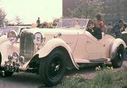 Lagonda LG45R Rapide 1937