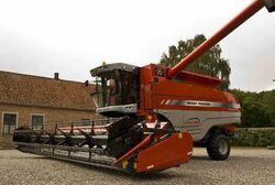 MF 7280 AL Centora combine - 2008