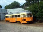 Mattapan M Line Trolley 3254
