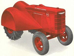 McCormick-Deering O-6 1941