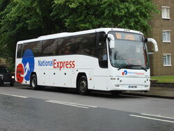 National Express route 561