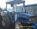 Tong Yang TA4340BA MFWD (blue) - 1993
