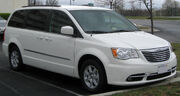 2011 Chrysler Town & Country -- 03-24-2011