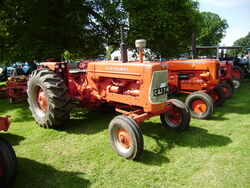 Allis Chalmers D17 newby 08