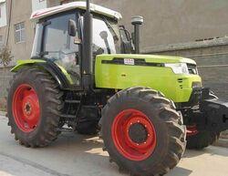 BOMR 1254 MFWD - 2012