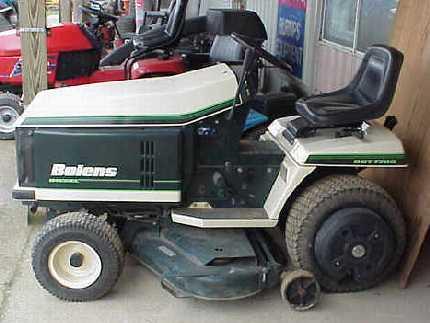 Bolens DGT1700 | Tractor & Construction Plant Wiki | FANDOM powered