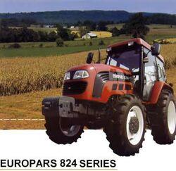 Europars 824 MFWD - 2007