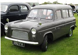 Ford Escort 1172cc 1960