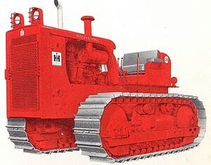 International TD-20 Series 201 1962