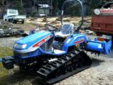 Iseki TPC183 crawler