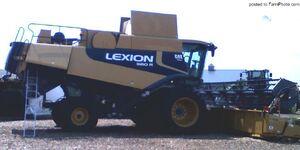 Lexion 560 R combine - 2009