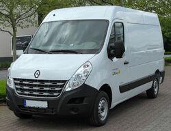 Renault Master IV front 20100501