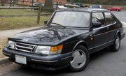 Saab 900 3door