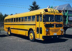 Wahkiakum SD Bus 6 2007