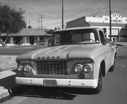1961 Dodge 100 (1976)