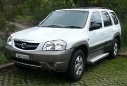 2001-2004 Mazda Tribute wagon 01