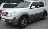20101003 ssangyong super rexton 1