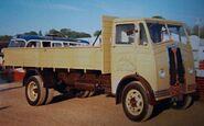A 1950s Proctor P6D Lorry Diesel 7 Ton
