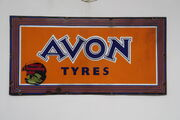 Avon tyres sign - IMG 0949