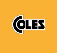 COLES CRANES LIMITED Logo