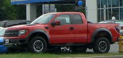 Ford F-150 Raptor -- 08-22-2009