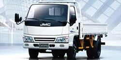 JMC Carrying truck - 2012