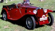 MG NA Magnette 4-Seater 1934 2