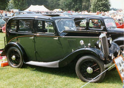 Morris Eight Series 1 1935