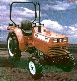 NanYue 224 MFWD - 1998